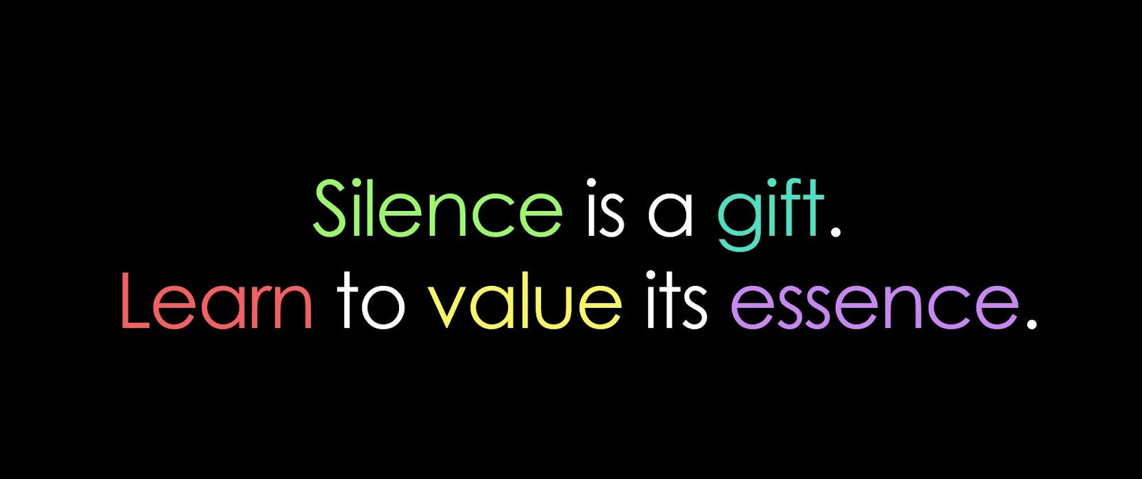 Best Quotes on Silence ~ Best Quotes and Sayings